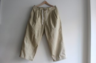 2TACK BAGS EASY PANTS(BEIGE)
