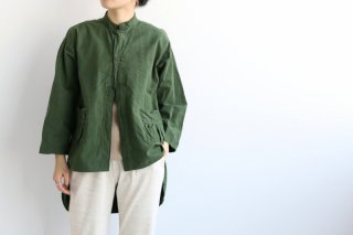 Remake by catta-05 Swedish Military Shirts(Khaki)