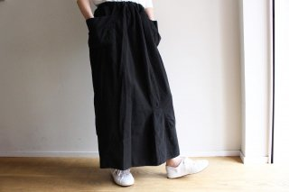 Remake by catta-07 Swedish Military Skirt(Black)