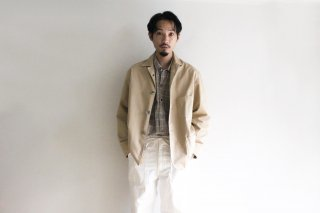 SAC COAT(BEIGE)