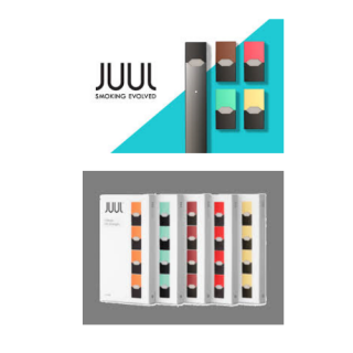 ジュール 電子タバコ 替えPODS 選べるフレーバー<br>JUUL E-cigarette Pods