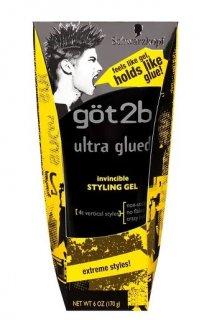 got2b ガットトゥービー ウルトラ グルード スタイリングジェル【170g】<br>got2b ultra glued invisible Styling Gel