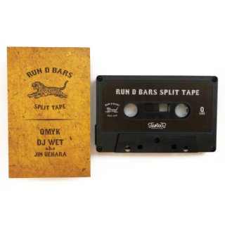 RUN D BARS Split Tape