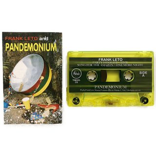Frank Leto and Pandemonium