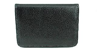 クロムハーツ 財布(Chrome Hearts)カードケース ノートパッドブラック ヘビーレザーウォレット【クロム・ハーツ】【クロムハーツ財布】【名古屋】