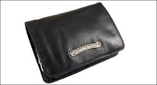 クロムハーツ 財布(Chrome Hearts)ジョーイブラック ライト レザーウォレット【クロム・ハーツ】【クロムハーツ財布】【名古屋】