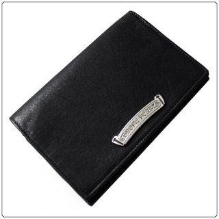 クロムハーツ 財布(Chrome Hearts)ダーティーディーズ ブラック ミディアムレザー ウォレット【クロム・ハーツ】【クロムハーツ財布】【名古屋】