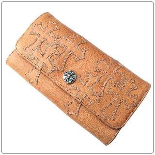 クロムハーツ 財布(Chrome Hearts)ジュディ デューン ヘビーレザー セメタリーパッチーズ【クロム・ハーツ】【クロムハーツ財布】【名古屋】