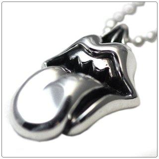 クロムハーツ(Chrome Hearts)ペンダント リップ&タン チャーム (ネックレス)【クロム・ハーツ】【クロムハーツ財布】【名古屋】