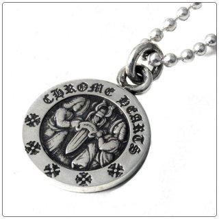 クロムハーツ(Chrome Hearts)ペンダント エンジェル メダル チャーム V2 CHプラスズ (ネックレス)【クロム・ハーツ】【クロムハーツ財布】【名古屋】