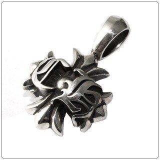 クロムハーツ(Chrome Hearts)ペンダント プラス CHミディアム チャーム (ネックレス)(クロム・ハーツ)
