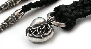 クロムハーツ ペンダント/ネックレス(Chrome Hearts)ハート ペンダント (ネックレス)【クロム・ハーツ】【クロムハーツ財布】【名古屋】