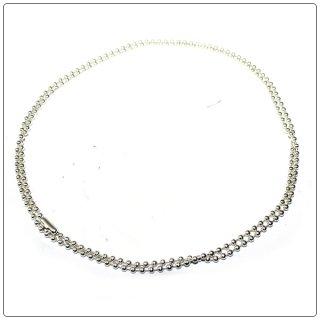 クロムハーツ(Chrome Hearts) ネックレス シルバー925 ボールチェーン (ネックレス)(クロム・ハーツ)