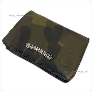 クロムハーツ 財布(Chrome Hearts)ジョーイ タンクカモ レザー ウォレット(クロム・ハーツ)