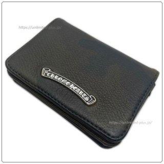 クロムハーツ 財布(Chrome Hearts)カードケースV1 3ポケット CHスクロール タンクカモ ヘビーレザー 【クロム・ハーツ】【クロムハーツ財布】【名古屋】