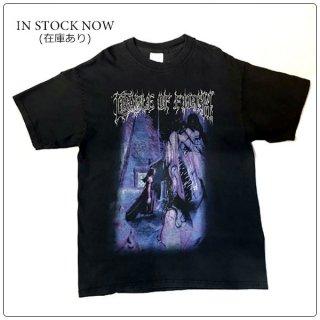 CRADLE OF FILTH (クレイドル オブ フィルス) 2000 Cthulhu Dawn ヴィンテージ Tシャツ ショートスリーブ 半袖 2000 コピーライト