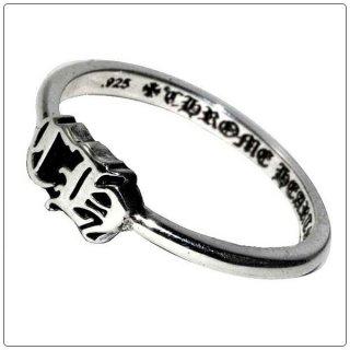 クロムハーツ リング/指輪 (CHROME HEARTS) バブルガム リング/CH【クロム・ハーツ】【クロムハーツ財布】【名古屋】