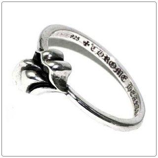 クロムハーツ リング/指輪 (CHROME HEARTS) バブルガム リング/リップ アンド タン (ローリングストーンズ限定)【クロム・ハーツ】【クロムハーツ財布】【名古屋】