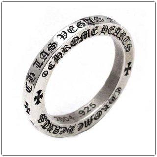 クロムハーツ リング/指輪 (CHROME HEARTS) 3mmスペーサー リング/ラスベガス限定【クロム・ハーツ】【クロムハーツ財布】【名古屋】