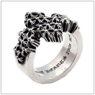 クロムハーツ リング/指輪(Chrome Hearts)セメタリー ポインツ リング【クロム・ハーツ】【クロムハーツ財布】【名古屋】