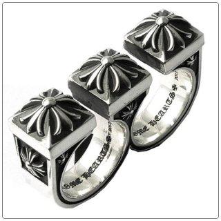 クロムハーツ(Chrome Hearts)リング 指輪 ブラス ナックル リング【クロムハーツ財布】【名古屋】