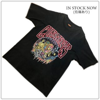<img class='new_mark_img1' src='https://img.shop-pro.jp/img/new/icons14.gif' style='border:none;display:inline;margin:0px;padding:0px;width:auto;' />Guns N' Roses (ガンズ アンド ローゼス) 1992コピーライト USE YOUR ILLUSION TOUR ヴィンテージ バンド Tシャツ 半袖
