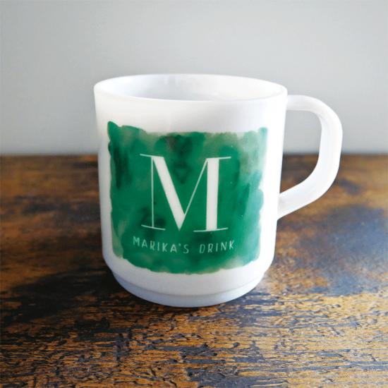 マイマグカップ -SUISAI- スタッキング&プラスチック/300ml
