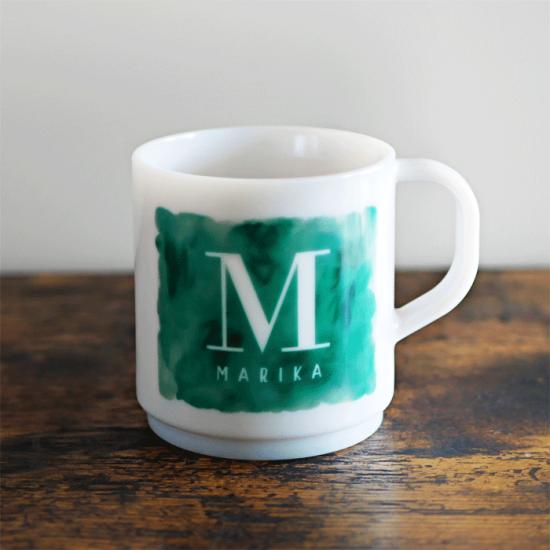 Myマグカップ -SUISAI- レギュラーサイズ300ml<電子レンジ・食洗機対応&プラスチック>
