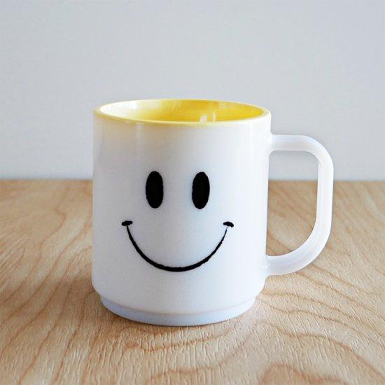 Myマグカップ -OKAO・スマイル- キッズサイズ200ml/プラスチック/スタッキング