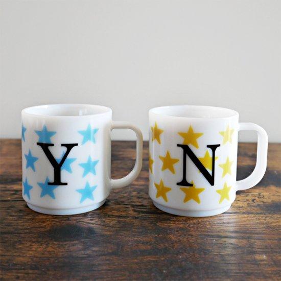 Myマグカップ -TWINKLE STAR- キッズサイズ200ml/プラスチック/スタッキング