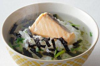白鮭茶漬 (3食)