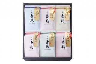 贅沢茶漬(6種)