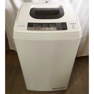 洗濯機【W-004】<br>日立/2016年製/<br>5kg