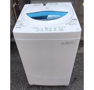 洗濯機【ID : W-005】<br>東芝/2016年製/<br>5kg