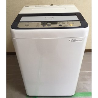 洗濯機【ID : W-006】<br>Panasonic/2013年製/<br>6kg