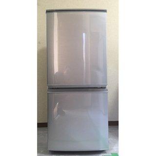 冷蔵庫【ID : R-019】<br>SHARP/2017年製/<br>137リットル