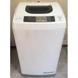 洗濯機【ID : W-013】<br>日立/2017年製/<br>5kg