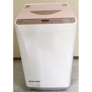 洗濯機【ID : W-018】<br>SHARP/2016年製/<br>5.5kg (乾燥3.5kg)