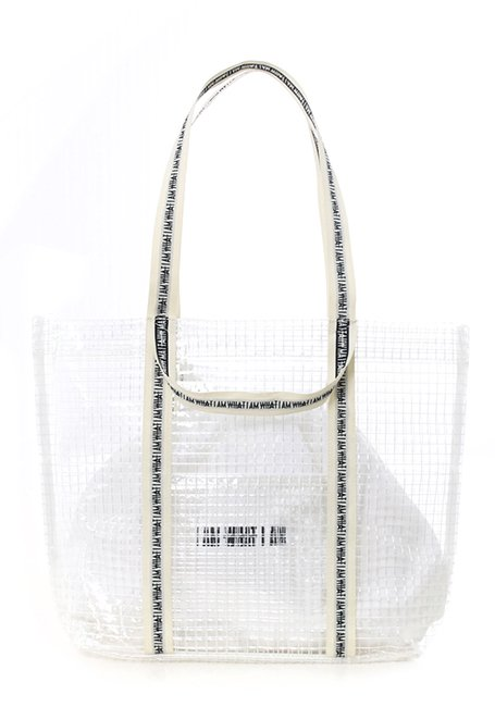 IMIM See through Tote Bag