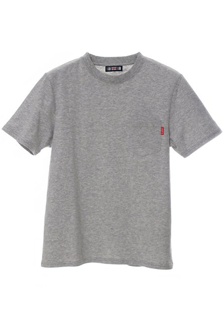 Pocket T-shirt - GRAY