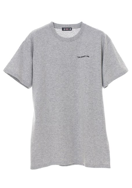 Warp Logo T-shirt - GRAY