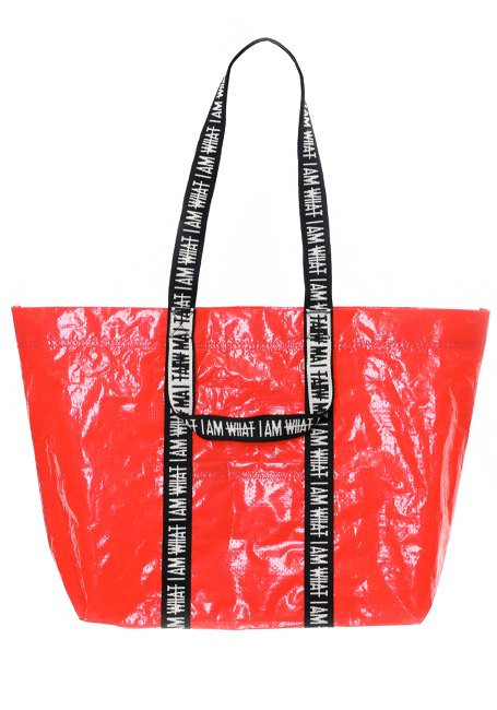 IMIM Shopping Tote Bag - RED