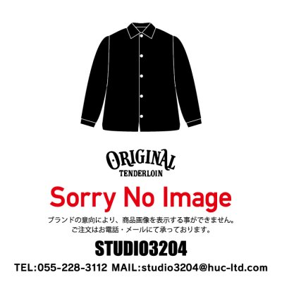 <img class='new_mark_img1' src='//img.shop-pro.jp/img/new/icons1.gif' style='border:none;display:inline;margin:0px;padding:0px;width:auto;' />HIGH NECK CHAMBRAY SHT