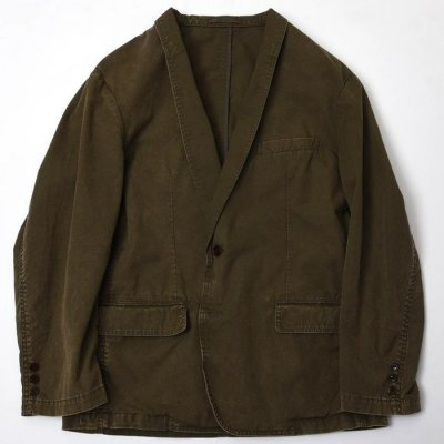 <img class='new_mark_img1' src='https://img.shop-pro.jp/img/new/icons1.gif' style='border:none;display:inline;margin:0px;padding:0px;width:auto;' />VINTAGE STYLE SHAWL COLLAR JKT