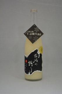 濃醇 濁酒(どぶろく) 古河の誇り 720ml