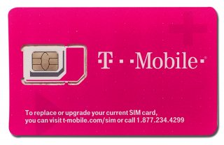 USA SIMカード (T-mobile)