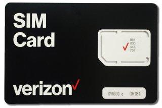Verizon 追加チャージ プラン3