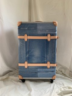 vintage denim trankcase