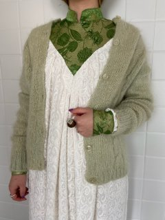 mohair knit(vintage&used)