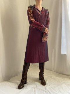 camisole dress(vintage&used)